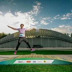 Trase Maratons Mežaparkā '21 - Iveta Skujiņa (450)