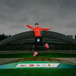 Trase Maratons Mežaparkā '21 - Maruta Rancāne (371)