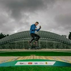 Trase Maratons Mežaparkā '21 - 'kaspars Mārtiņš' Hazenjegers (709)