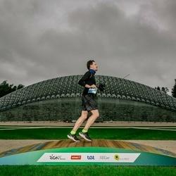 Trase Maratons Mežaparkā '21 - Reinis Zarins (337)