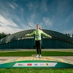 Trase Maratons Mežaparkā '21 - Dace Lukasinska (144)
