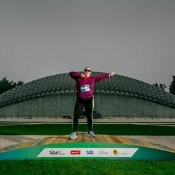 Trase Maratons Mežaparkā '21 - Inga Ozolkalna (361)