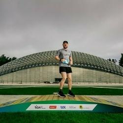 Trase Maratons Mežaparkā '21 - Igors Klimovs (844)