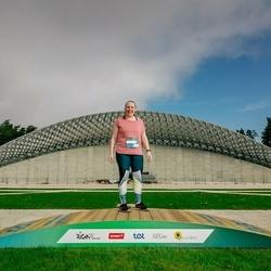 Trase Maratons Mežaparkā '21 - Austra Peltmane (632)
