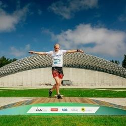 Trase Maratons Mežaparkā '21 - Kaspars Cers (320)