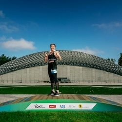 Trase Maratons Mežaparkā '21 - Māra Kornača (102)