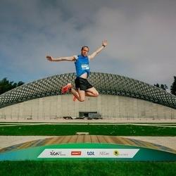 Trase Maratons Mežaparkā '21 - Vadims Marinecs (822)
