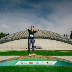 Trase Maratons Mežaparkā '21 - Elīna Vesere (216)