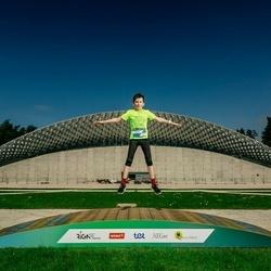 Trase Maratons Mežaparkā '21 - Markuss Āboliņš (153)