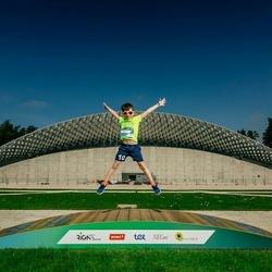 Trase Maratons Mežaparkā '21 - Mārtiņš Āboliņš (154)