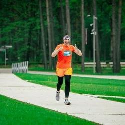 Trase Maratons Mežaparkā '21 - Vilnis Kļaviņš (327)