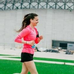 Trase Maratons Mežaparkā '21 - Kintija Krūmiņa (600)