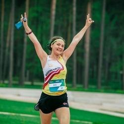 Trase Maratons Mežaparkā '21 - Arta Purvīte (269)