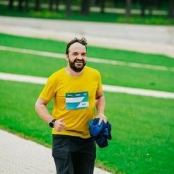 Trase Maratons Mežaparkā '21 - Māris Resnis (809)