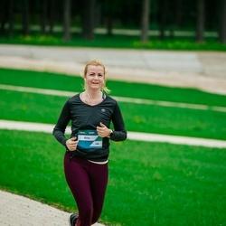Trase Maratons Mežaparkā '21 - Elīna Ločmele (486)