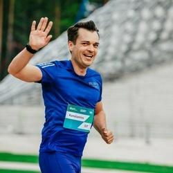 Trase Maratons Mežaparkā '21 - Konstantins Čursins (537)
