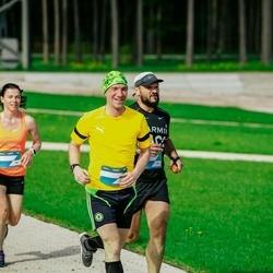 Trase Maratons Mežaparkā '21 - Gints Konošonoks (737)