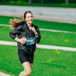 Trase Maratons Mežaparkā '21 - Adriana Fjodorova (275)