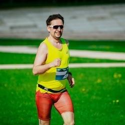 Trase Maratons Mežaparkā '21 - Andrejs Cumakovs (845)