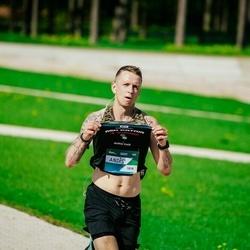 Trase Maratons Mežaparkā '21