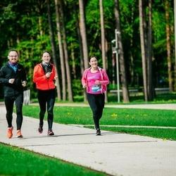 Trase Maratons Mežaparkā '21 - Kristīne Sīle (468)
