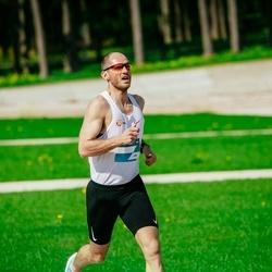 Trase Maratons Mežaparkā '21 - Pēteris Liniņš (688)