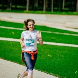 Trase Maratons Mežaparkā '21 - Ilvija Berzina (101)