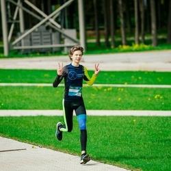 Trase Maratons Mežaparkā '21 - Timurs Kukes (775)