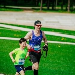 Trase Maratons Mežaparkā '21 - Guntars Āboliņš (152)