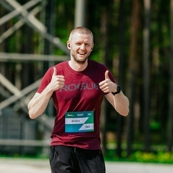Trase Maratons Mežaparkā '21 - Artūrs Juhņevičs (263)
