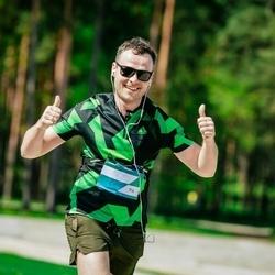 Trase Maratons Mežaparkā '21 - Agris Kalniņš (716)