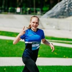 Trase Maratons Mežaparkā '21 - Līva Puriņa (519)