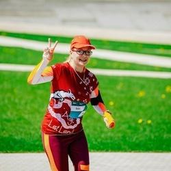 Trase Maratons Mežaparkā '21 - Baiba Ģelze (258)