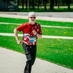 Trase Maratons Mežaparkā '21 - Normunds Ģelzis (262)