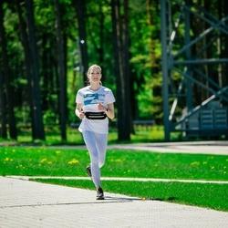 Trase Maratons Mežaparkā '21 - Karina Atajeva (736)