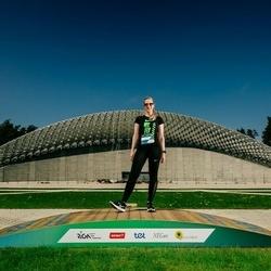 Trase Maratons Mežaparkā '21 - Ieva Kopilova (590)