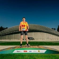 Trase Maratons Mežaparkā '21 - Dzintars Petrovs (558)