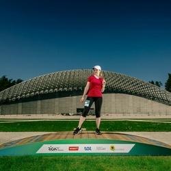 Trase Maratons Mežaparkā '21 - Vlada Buharova (147)