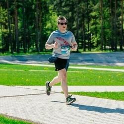 Trase Maratons Mežaparkā '21 - Valters Diure (573)