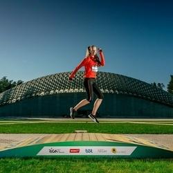 Trase Maratons Mežaparkā '21 - Marta Gruziņa (217)