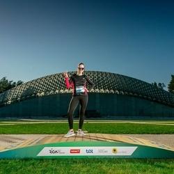 Trase Maratons Mežaparkā '21 - Evija Rimšāne (170)