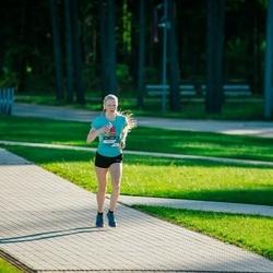 Trase Maratons Mežaparkā '21 - Emīlija Vahere-Abražune (157)