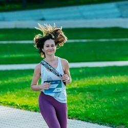 Trase Maratons Mežaparkā '21 - Simona Ruska (812)