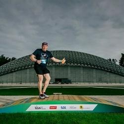 Trase Maratons Mežaparkā '21 - Didzis Ceriņš (567)