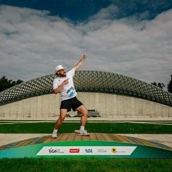 Trase Maratons Mežaparkā '21 - Andris Bērziņš (103)