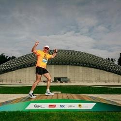 Trase Maratons Mežaparkā '21 - Katrīna Lējēja (222)