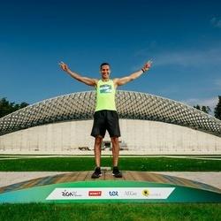 Trase Maratons Mežaparkā '21 - Renārs Brālis (173)
