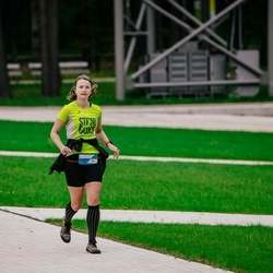 Trase Maratons Mežaparkā '21 - Zane Karpenko (855)