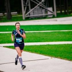 Trase Maratons Mežaparkā '21 - Ilona Marhele (495)