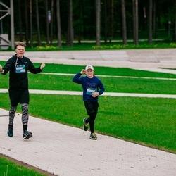 Trase Maratons Mežaparkā '21 - Toms Grēviņš (794)